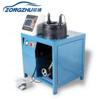 China 380V 415V 220V Hose Pipe Making Machine For Hydraulic Hoses Specified Dies Set wholesale