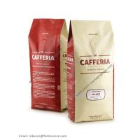 Buy cheap Aluminum Foil Zip Lock Bag Coffee Packaging Bags with Side Gusset , Moisture Proof from wholesalers