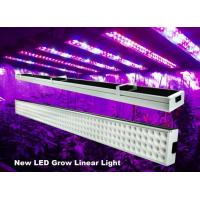 China 4 Feet Linear Hydroponic Led Grow Lights Bar 120w For Greenhouse , 50Hz-60Hz wholesale