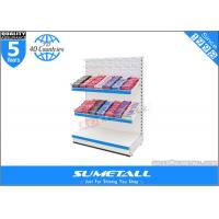Buy cheap Single Side Shop Display Shelf / Merchandise Display Racks For Retail Store Supermarket product