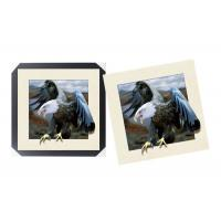 China Lovely Cute Animal Art Printing 5d Lenticular Picture / HD Animal Pictures wholesale