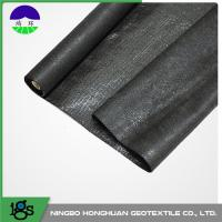 China 330G With 60KN/60KN Tensile Strength Woven Monofilament Geotextile For Filtration wholesale