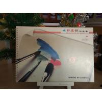 China Lightweight Artist Drawing Pad , 180gsm Watercolour Paper Pad 24 Sheets wholesale