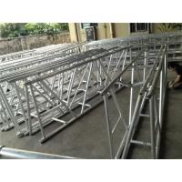 Buy cheap Spigot Collapsible Aluminum Triangle Truss 520x950 mm Medium Duty from wholesalers