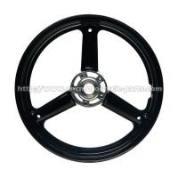 China Front Custom Motorcycle Wheels For Suzuki Gsxr 650 750 3.5 * 17 Inch Size wholesale