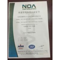 Defuli Co., Ltd Certifications