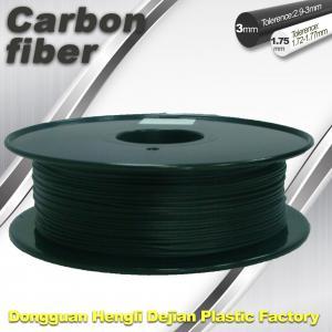 China 1.75mm High Strength PLA 3D Printer Filament Carbon Fibre 3D Printer Filament wholesale