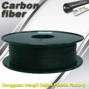 Quality CarbonFiber  Filament  1.75mm 3.0mm .3D Printing Filament, 1.75 / 3.0 mm. for sale