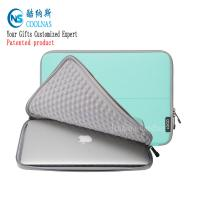 China 11 Inch Soft Neoprene Shockproof Laptop Sleeve For MacBook Air wholesale
