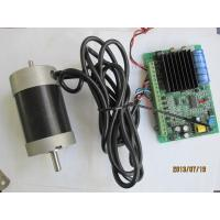 Quality Round Shaped Brushless Direct Current Motor 2000 - 12000RPM Smooth Operation for sale