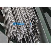 China ASTM A789 1 / 2 Inch S31803 1.4462 Duplex Stainless Steel Tube With High Tensile Strength wholesale