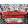 Buy cheap QD Double Girder EOT Crane Bridge Crane , Heavy Duty Lift Equipment 10 Ton - 550 Ton from wholesalers