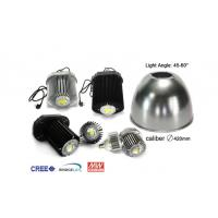 China Cree LED High Bay Lights 85-265 Vac Input With Bridgelux Integrated Chips wholesale