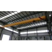 China Workshop Single Beam Travelling Overhead Crane Bridge Crane Motor Driven wholesale