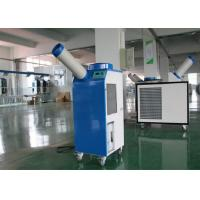China Outdoor Industrial Portable Cooling Units 3500w Energy Saving Easy To Clean wholesale