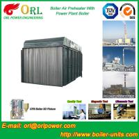 China Coal Fired Boiler Steam Coil Air Preheater 10 Ton For Power Station wholesale