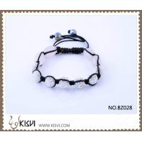 China Hot Selling Handmade Bracelet with crystal BZ028 wholesale