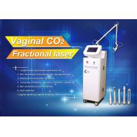 China Vagina Tigthing Skin Renewing Remove Scar Fabulous Effective Co2 Fractional Laser Deviced wholesale