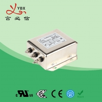 China 150A Passive Inverter EMI Filter , EMC Mains Filter For Servo Motor wholesale
