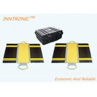 China Wireless Portable Truck Weight Scale High Accuracy  For Finding Over - Loaded Vehicles on sale