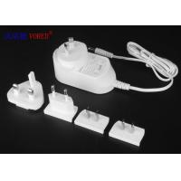 China 24W Interchangeable Power Adapters100 - 240V AC Input  High Speed Charging wholesale