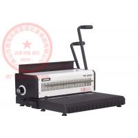 China Home Electric Wire Binding Machines A4 Paper 21 Pins For Document on sale