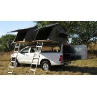 Buy cheap Anti UV 4x4 Camping Tents , Rooftop Pop Up Camper Tent With 2.3m Ladder from wholesalers