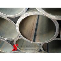 China Cold Drawn Round Welded Steel Pipe , Weldable Steel Tubing For Auto Parts wholesale