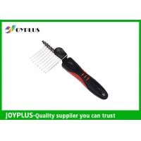 China JOYPLUS Metal Rubber Pet Hair Remover Brush OEM / ODM Acceptable 26CM wholesale