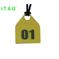 cattle/sheep/camel/ostrich/donkey/horse neck tag,animal neck tag,super large for sale