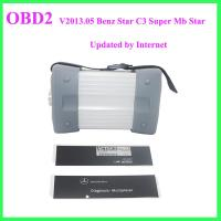 Quality V2013.05 Benz Star C3 Super Mb Star Updated by Internet for sale