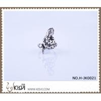 Quality 2012 new fashion jewelry 316l stainless steel ring H-JK0021 with low MOQ for sale