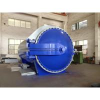 China Glass industry Laminated Glass Autoclave Aerated Concrete / Autoclave Machine Φ2.8M wholesale