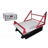 Buy cheap Transportation Simulators Mechanical Shaker Table 1 Inch 25.4MM CE Compliant from wholesalers