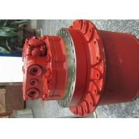 China Hyundai R225-9 Volvo EC210 Excavator Final Drive Motors With Gearbox TM40VC-05 Red Color wholesale