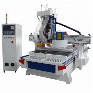 China Cnc Router Furniture Making Computerized Wood Cutting Machine 1300x2500mm wholesale
