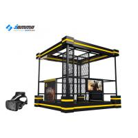 China Virtual Reality vr gun shooting room For Theater , Scenic Spots , Airport wholesale