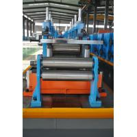 China Full Automatic ERW Pipe Mill Production Line Directly Forming 63mm Pipe Diameter wholesale