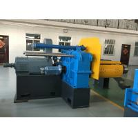 China CE ISO CR Carbon Steel Slitting Machine / Steel Coil Slitting Line wholesale