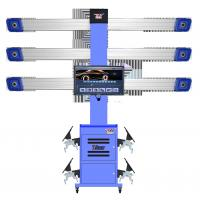 China Movable Digital Wheel Alignment Machine Android System Remote Controlled T268 3D wholesale