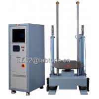Buy cheap 150G 6ms Shock Testing System With Table 40 X 40cm For Half Sine Shock Test from wholesalers