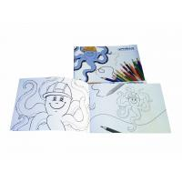 Buy cheap A5 Landscape Coloring Books For Children Painting , Children's Books from wholesalers
