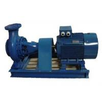 Urban Water Supply End Suction Centrifugal Pump With Excellent Dynamic And Static Balance