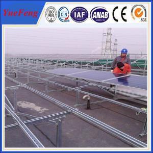 China Japanese project ground solar mounting system & solar ground mounting bracket manufacturer wholesale