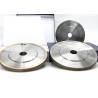 China Durable Metal Bond Grinding Wheels , Glass Edge Shaping Pencil Grinding Wheel wholesale