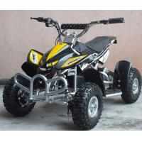 China electric ATV 350w,500w,24V,12A. good quality. 4 inch tire. disc brake wholesale