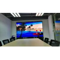 China Curved P3 Indoor LED Video Wall , Full Color LED Display Video For Confrence wholesale