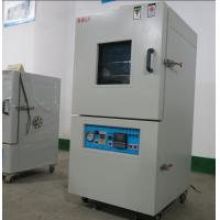 China 500 Deg C Powder Coated Micro PID Control High Temperature Heated Vacuum Chamber on sale
