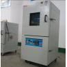 China 500 Deg C Powder Coated Micro PID Control High Temperature Heated Vacuum Chamber wholesale