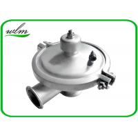 China Food Grade Sanitary Constant Pressure Regulating Valve With Tri Clamp Connection wholesale